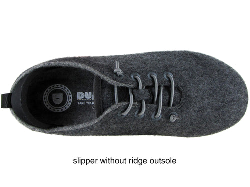 Fit Slipper Dark Grey