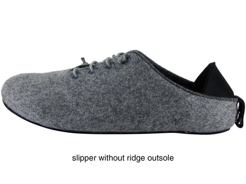 Fit Slipper Light Grey