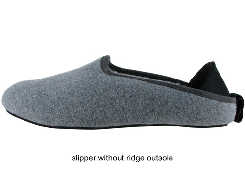 Kush Slipper Light Grey
