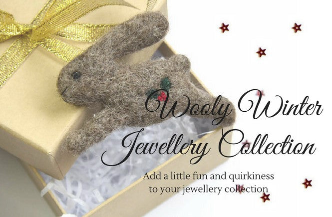 Celebrate Christmas In Style With The Woolly Winter Jewellery Collection