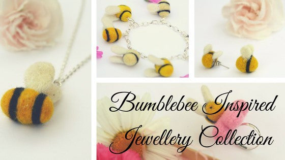 Bumblebee Inspired Jewellery Collection – Save Our Bees