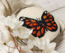 Butterfly Compact Mirror