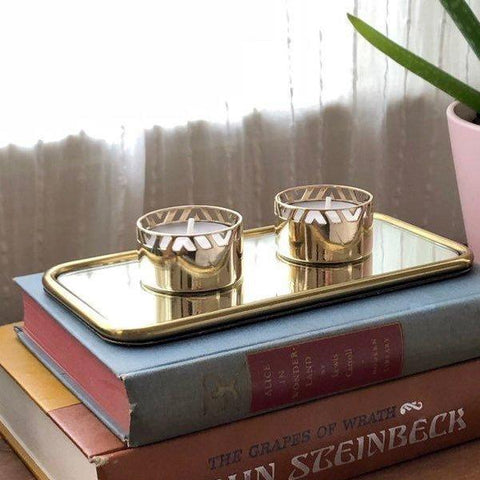 SPECTRA TEA LIGHT - SET OF 2
