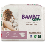 Bambo Nature Disposable Baby Diapers [Eco-Friendly]