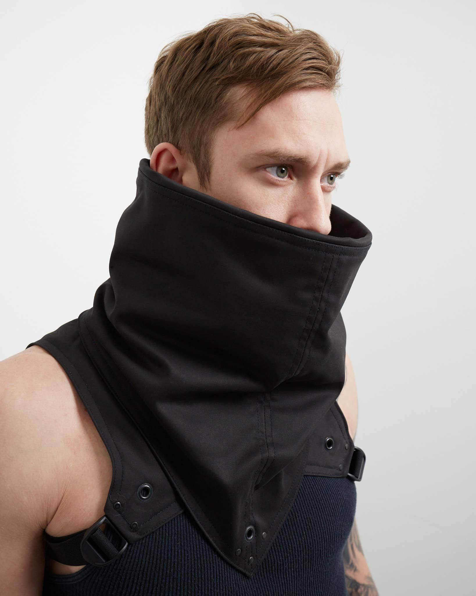 cyberpunk modern clothing accessory