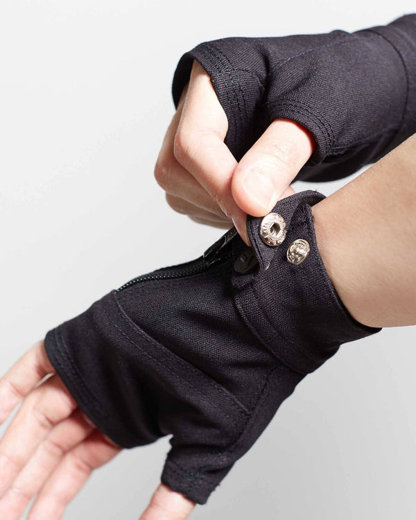 stretch Cordura fashion gloves for men and women