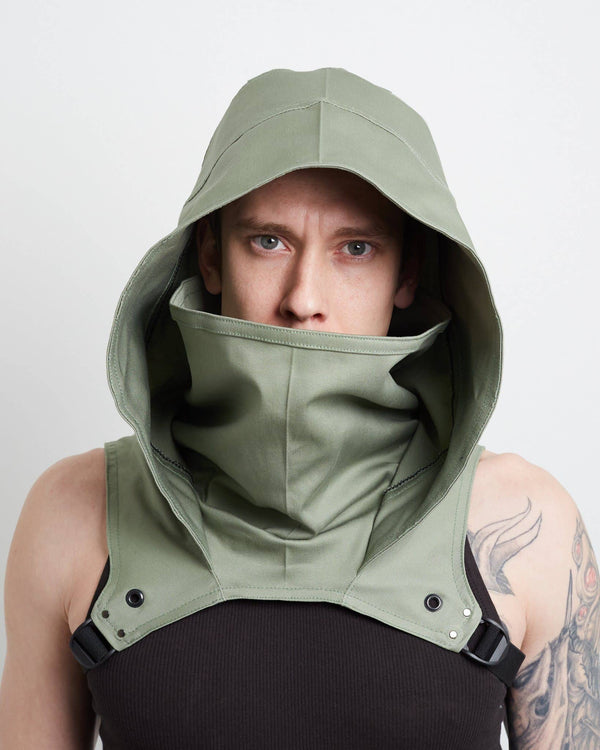 Sage Cowl - Crisiswear Clothing