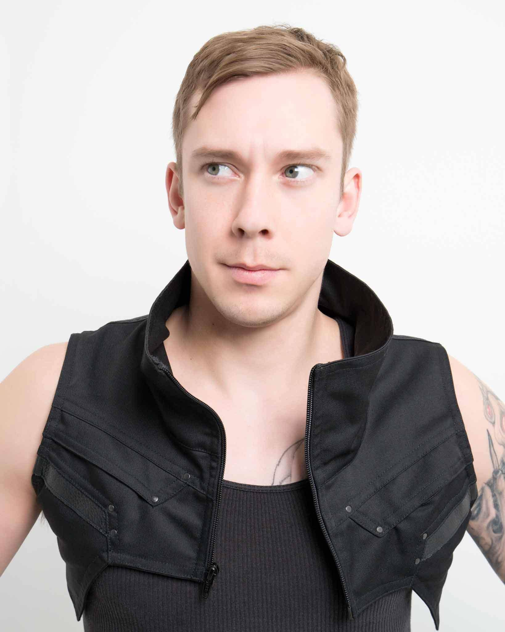 Sector Vest - Crisiswear Clothing