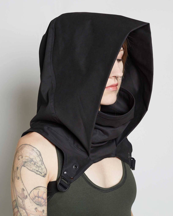 Rogue Cowl MKII - Crisiswear Clothing