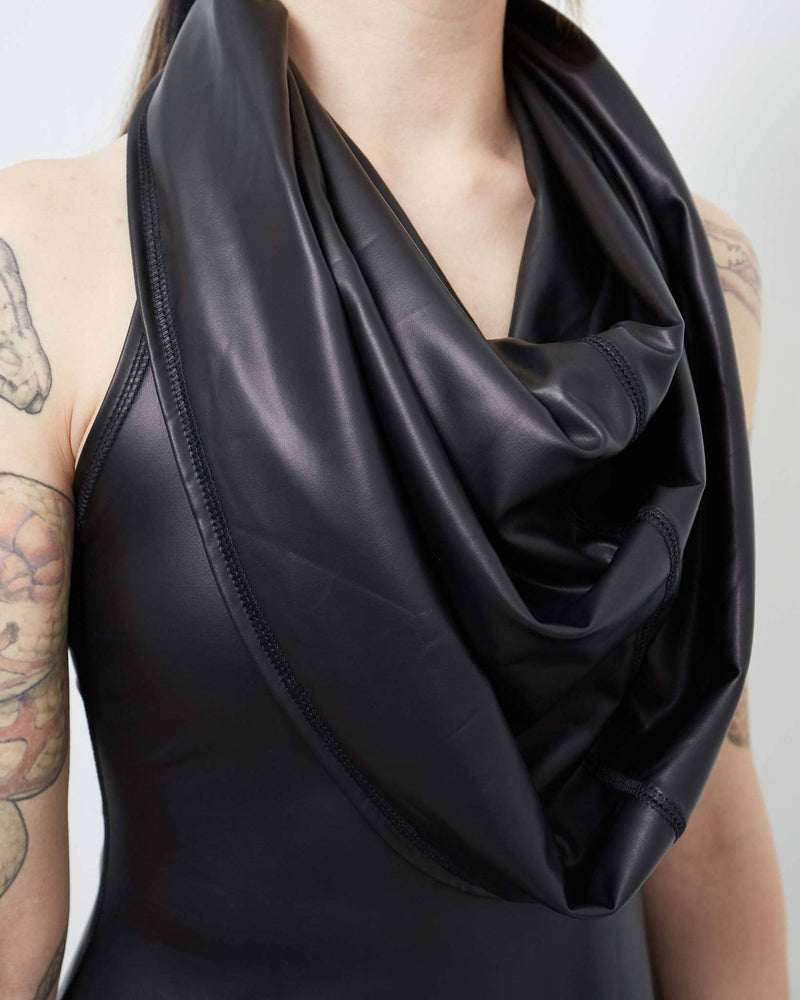 products/vegan_leather_hybrid_cowl_dress_neck_detail.jpg