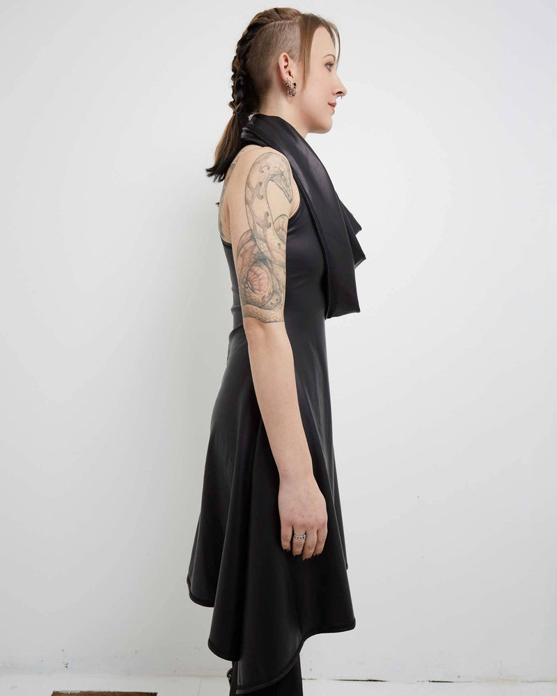 products/vegan_leather_hybrid_cowl_dress_profile.jpg