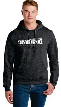 Pullover Adult Hooded Sweatshirt (996M - 56615)