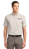 Port Authority Men's Short Sleeve Easy Care Shirt (S508)