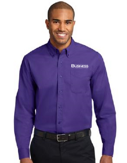 Port Authority Men's Long Sleeve Easy Care Shirt (46155 - S608)