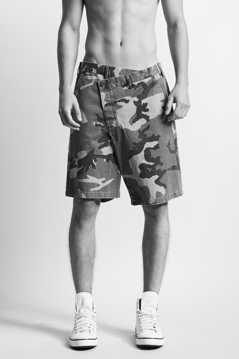 Cross Over Short - Camo