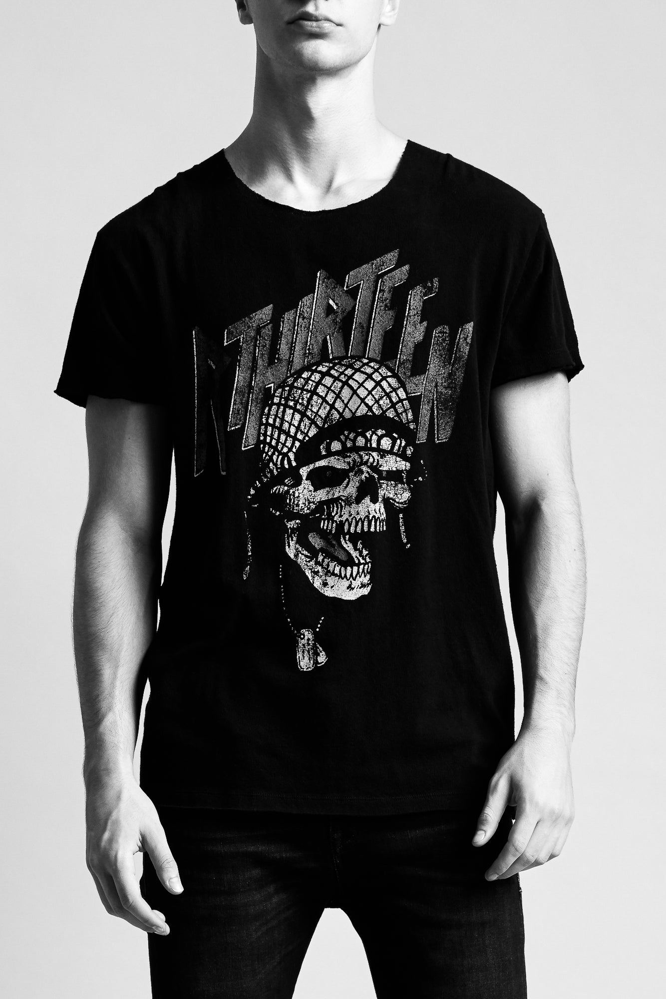 Battle Punk Lukas T - Black