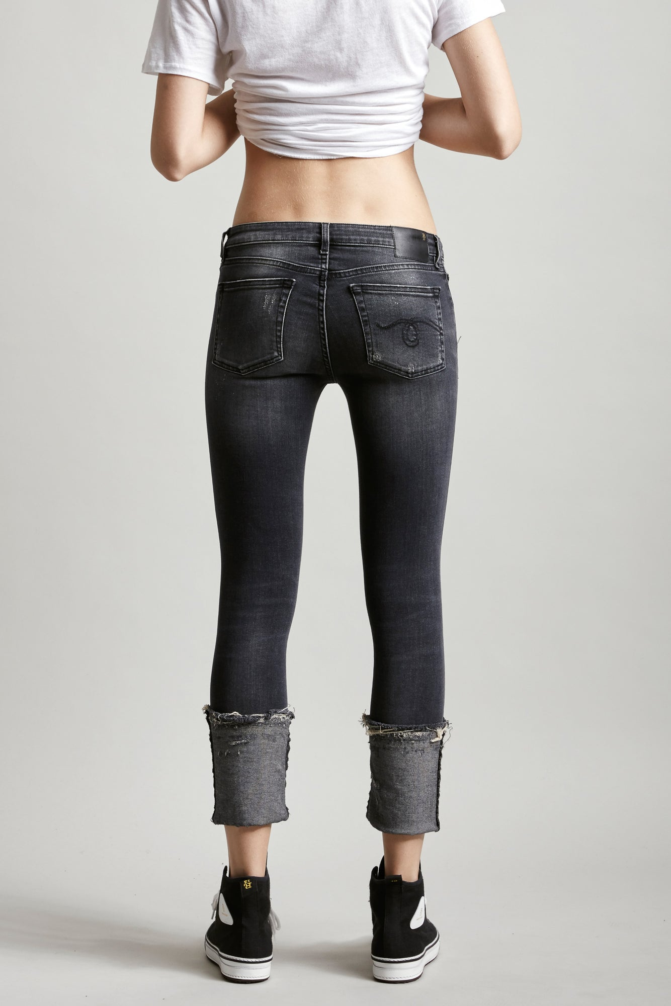 Kate Skinny with W Cuff