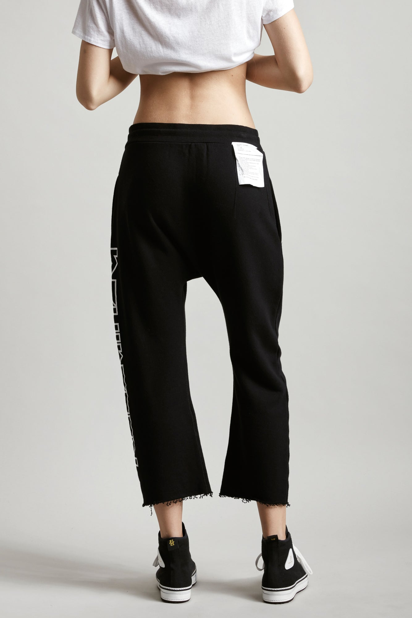 RThirteen Sweatpants - Black