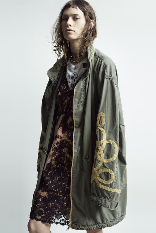 Womens PF19 Lookbook Image 28