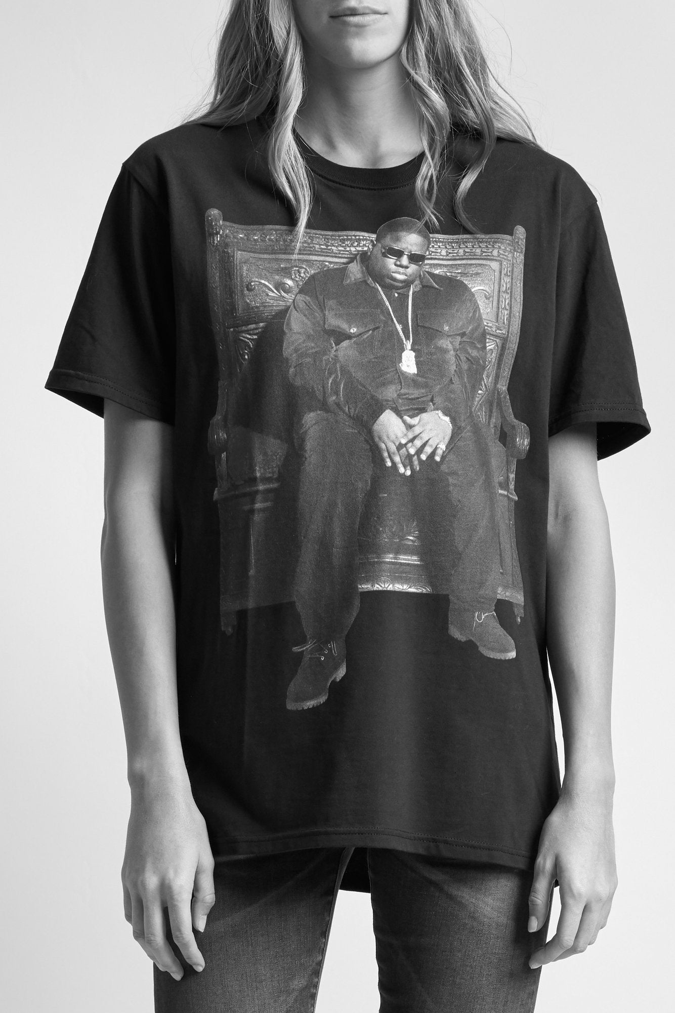 Biggie Throne Curtis T - Vintage Black