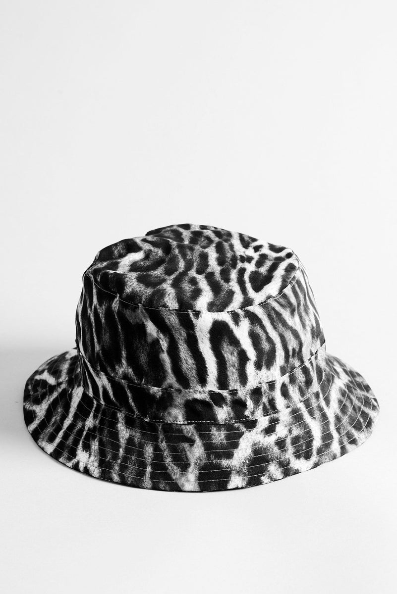 R13 Bucket Hat - Leopard