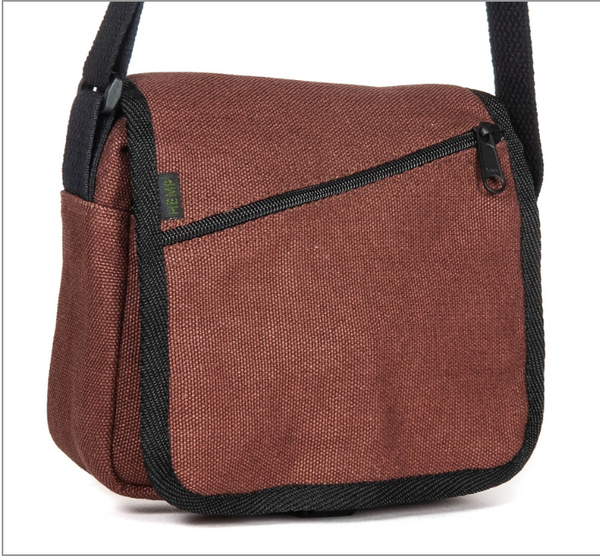 Hemp Cross Body Bag