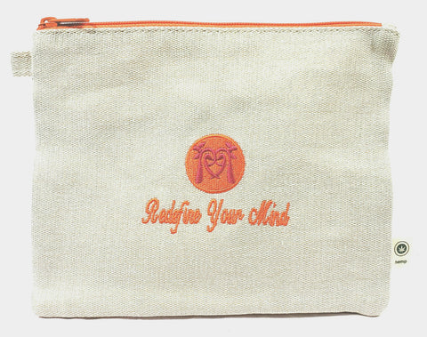 Signature Hemp Essentials Pouch