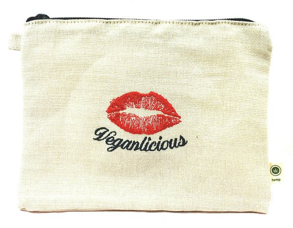 Veganlicious Hemp Essentials Pouch