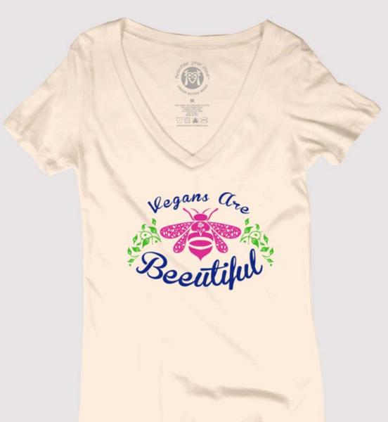 Beeutiful V-Neck Tee