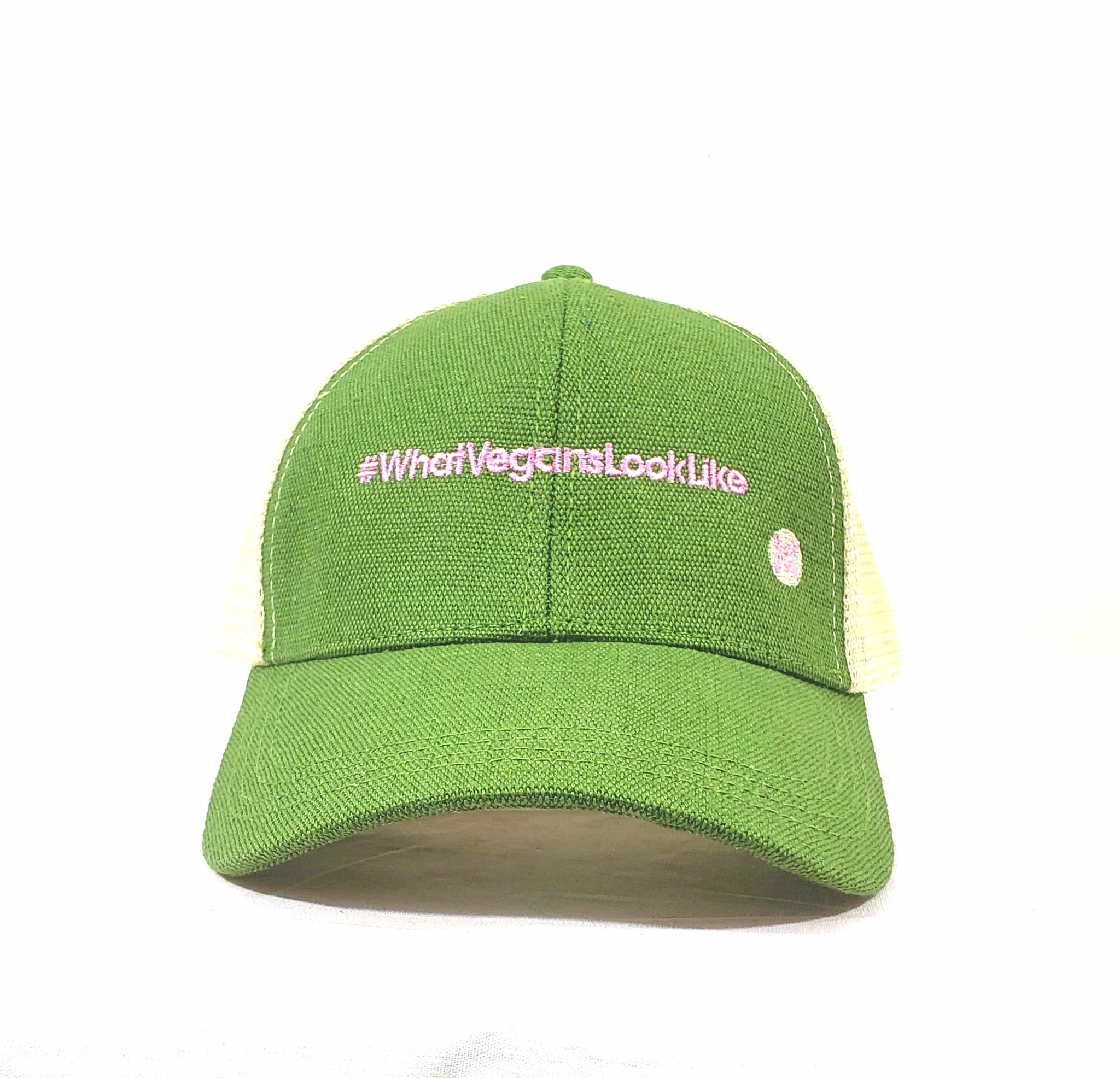 What Vegans Look Like - Trucker Cap