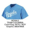 MLB Cool Base Pro Style Color Game Jersey (Adult Sizing)