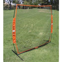 BowNet 7 ft. x 7 ft. Soft-Toss Baseball/Softball Screen