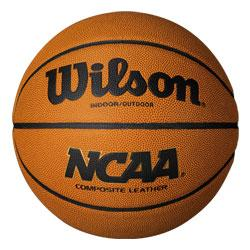 Wilson NCAA Composite Intermediate Basketball