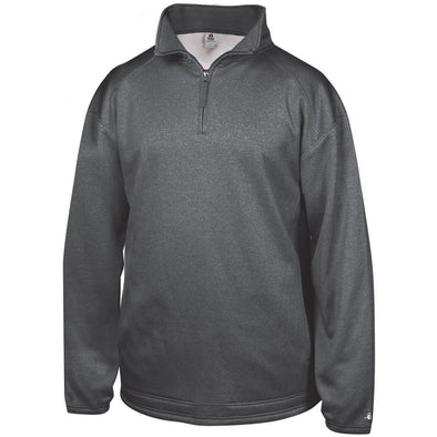 Pro Heather Fleece 1/4 Zip