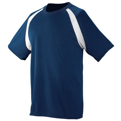 WICKING COLOR BLOCK JERSEY - YOUTH
