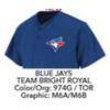 MLB Cool Base Pro Style Color Game Jersey (Youth Sizing)