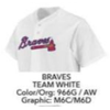 MLB Cool Base Pro Style White Game Jersey (Adult Sizing)