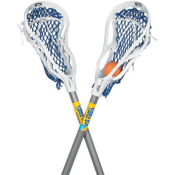 STX Fiddle Classic 30in Mini Lacrosse Set - 2 Sticks & 1 Ball