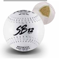 SB12L Leather Softball