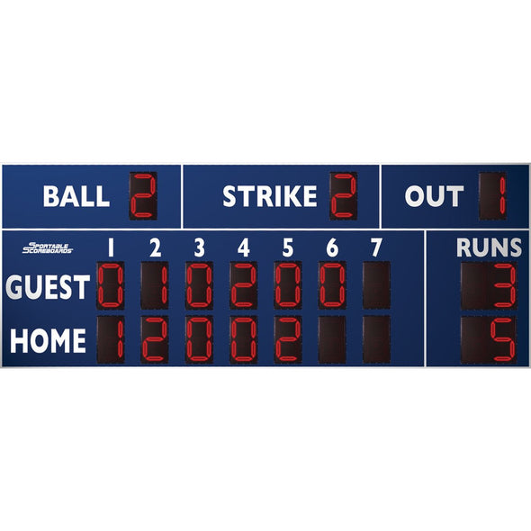 Sportable Scoreboards 3316