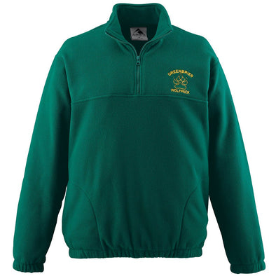 YOUTH CHILL FLEECE HALF-ZIP PILLOVER