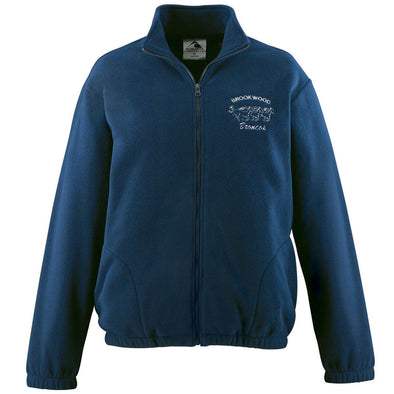 YOUTH CHILL FLEECE FULL ZIP JACKET