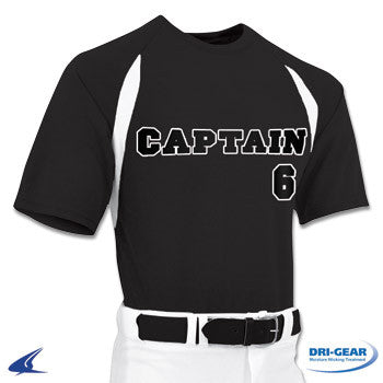 Captain T-Shirt Jersey