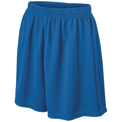 WICKING MESH SOCCER SHORT