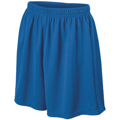 WICKING MESH SOCCER SHORT-YOUTH