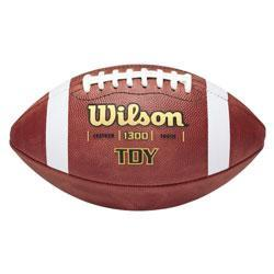 Wilson TDY Traditional Youth Game Football F1300