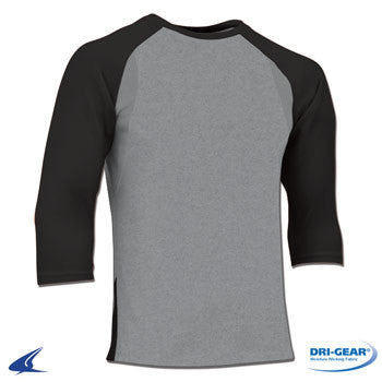 Extra Innings 3/4 Sleeve Baseball Shirt