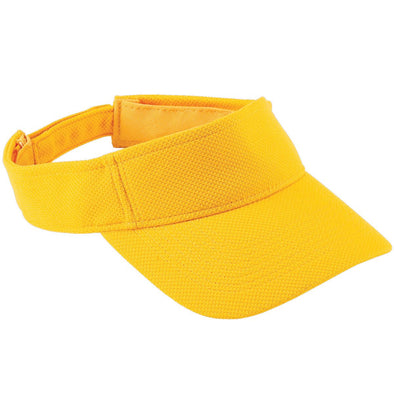 ADJUSTABLE WICKING MESH VISOR - YOUTH