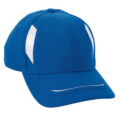 ADJUSTABLE WICKING MESH EDGE CAP - YOUTH