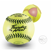 Thunder Heat NSA Synthetic Softball